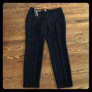 Elegant, black Ted Baker pants-size 4 Ted Baker